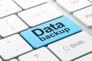 Data backup and transfers